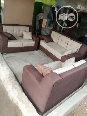 7 Seater Fabric Sofa | Furniture for sale in Lagos State, Ikeja