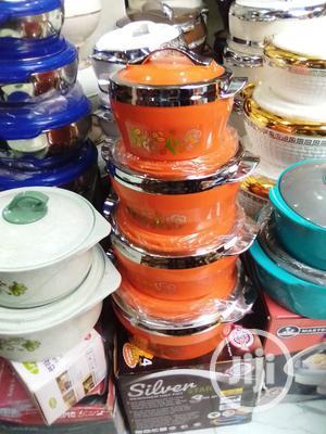 4 Set Food Warmer | Kitchen & Dining for sale in Lagos State, Lagos Island (Eko)