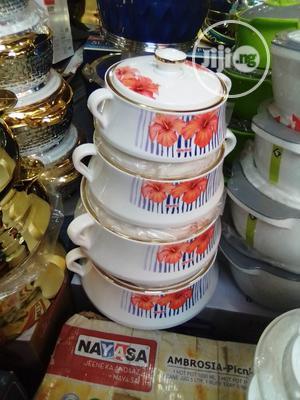 4 Set of Food Warmer | Kitchen & Dining for sale in Lagos State, Lagos Island (Eko)