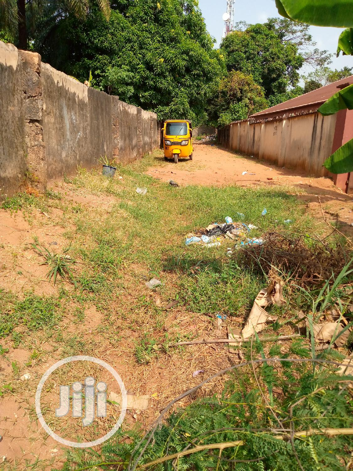 Four Plots of Land for Sale.