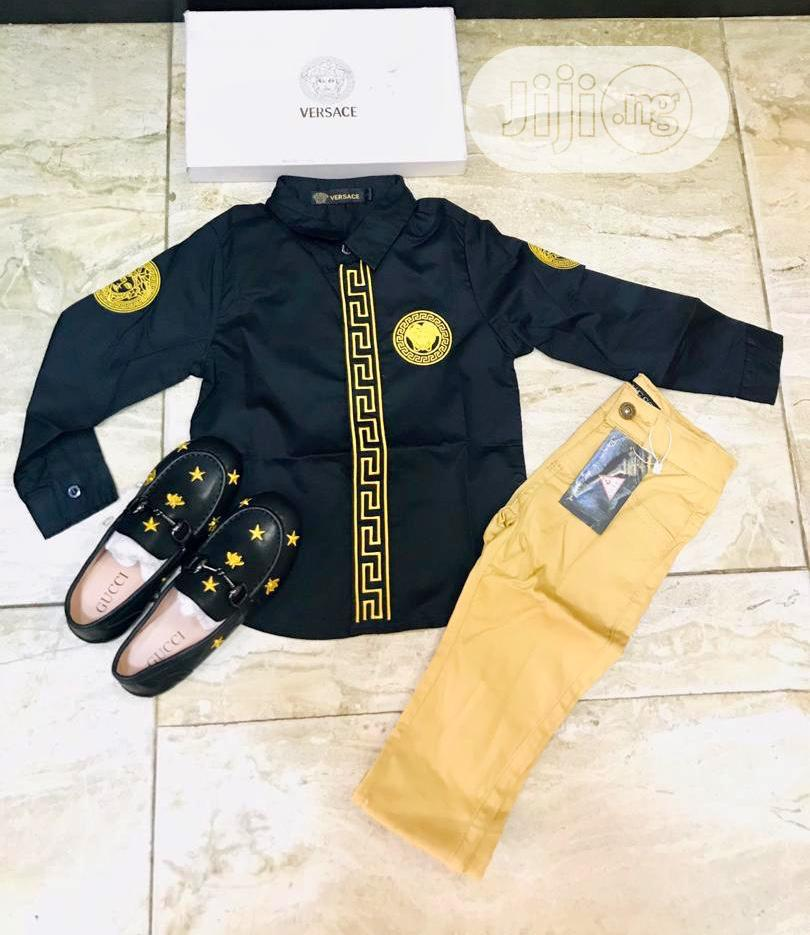Designer Outfit Available