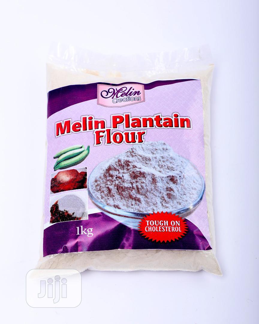 Melin's Plantain Flour