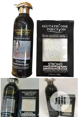Gluthatione Injection T.White Strong Whitening Cream & Soap   Skin Care for sale in Lagos State, Apapa