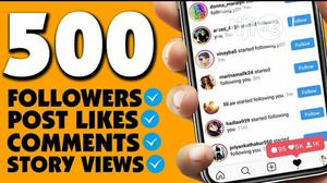 Get Massive Facebook/Instagram Followers | Computer & IT Services for sale in Lagos State, Yaba