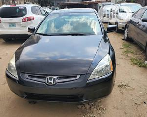 Honda Accord 2005 2.0 Comfort Automatic Black   Cars for sale in Lagos State, Isolo