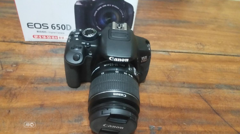 CANON Camera 650D
