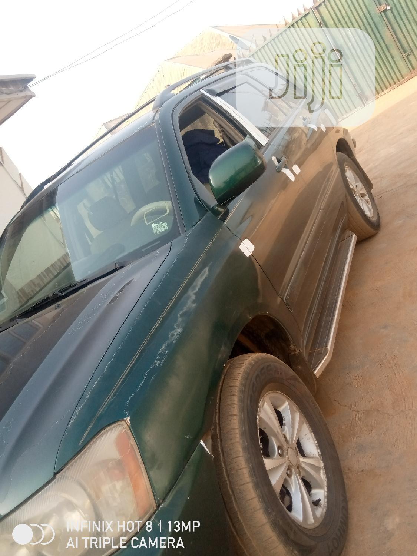 Toyota Highlander 2003 Green | Cars for sale in Ilorin West, Kwara State, Nigeria