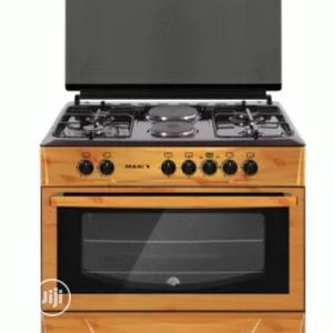 Maxi Gas Cooker 60*90(4+2)Wood | Kitchen Appliances for sale in Lagos State, Ojo