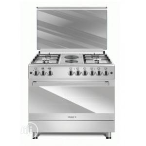 Maxi Gas Cooker 60*90(4+2)Plus Inox | Kitchen Appliances for sale in Lagos State, Ojo