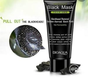 Bamboo Charcoal Peel Off Mask   Skin Care for sale in Lagos State, Ikeja