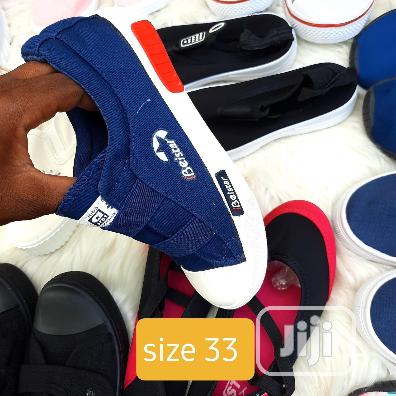 Brand New Kiddies Sneakers In Size 33
