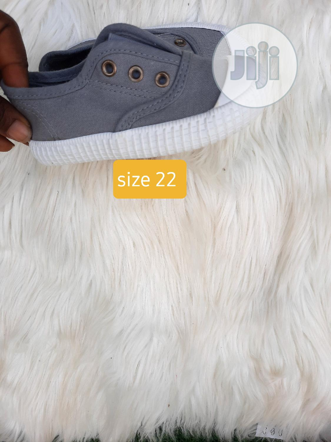 Archive: Brand New Kiddies Sneakers In Size 22