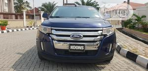 Ford Edge 2011 Blue   Cars for sale in Lagos State, Amuwo-Odofin