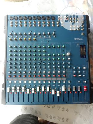 Yamaha Mg166cx6channel USB Mixer Compressor&Effects   Audio & Music Equipment for sale in Lagos State, Lagos Island (Eko)