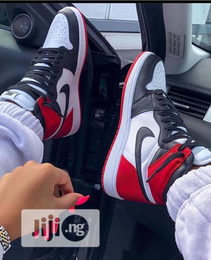 Top High Nike Air Jordan