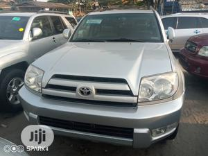 Toyota 4-Runner 2005 Limited V6 4x4 Silver   Cars for sale in Lagos State, Apapa