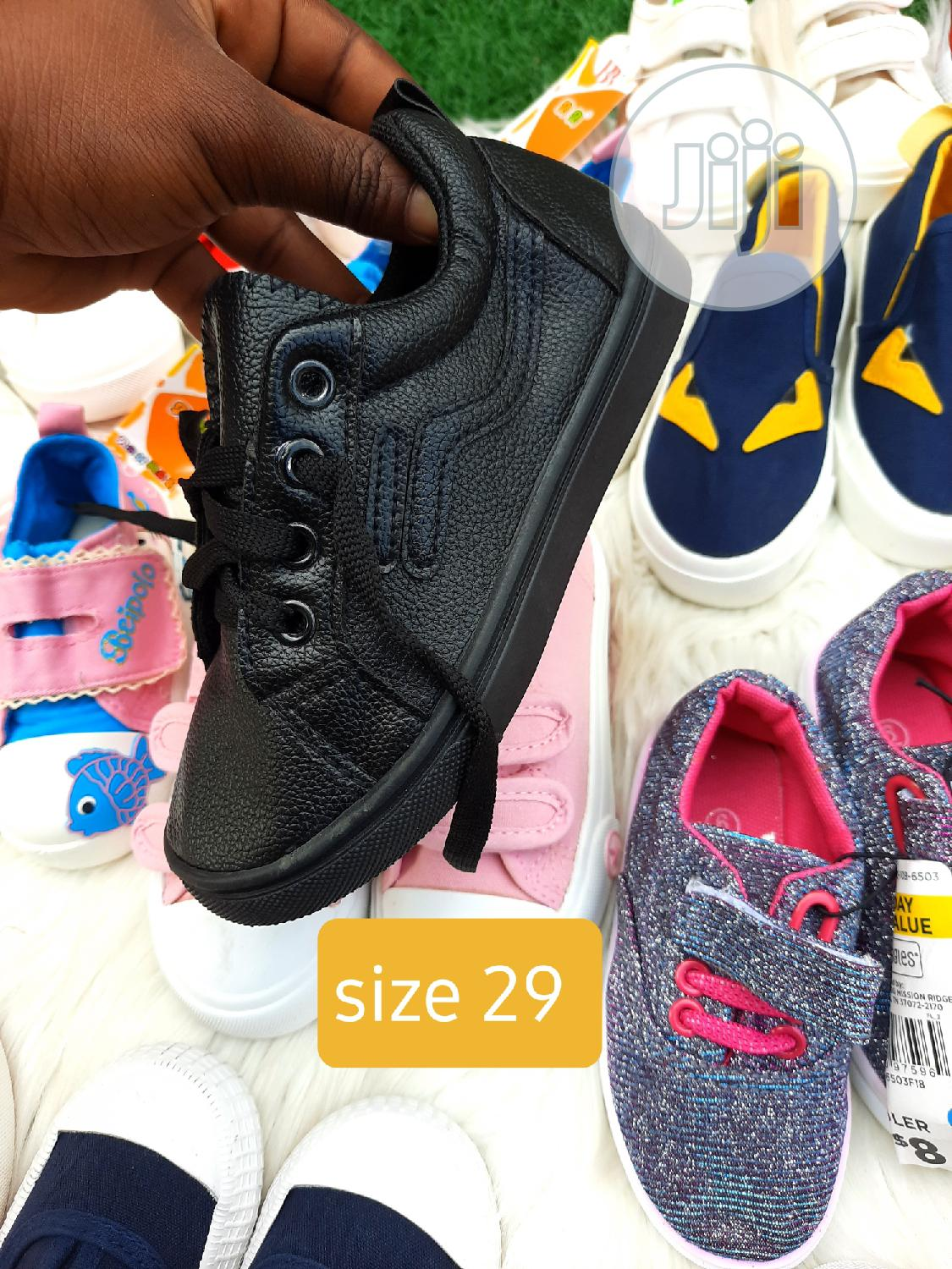 Archive: Brand New Kiddies Sneakers in Size 29