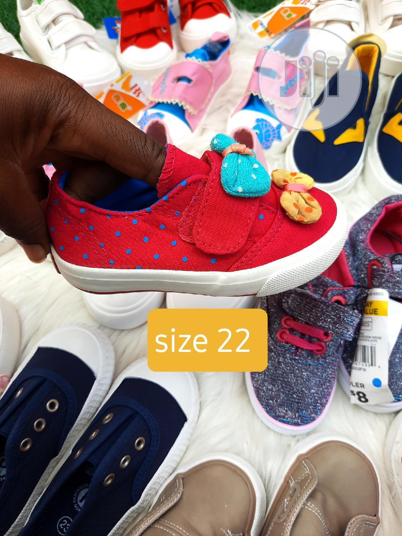Brand New Kiddies Sneakers in Size 22