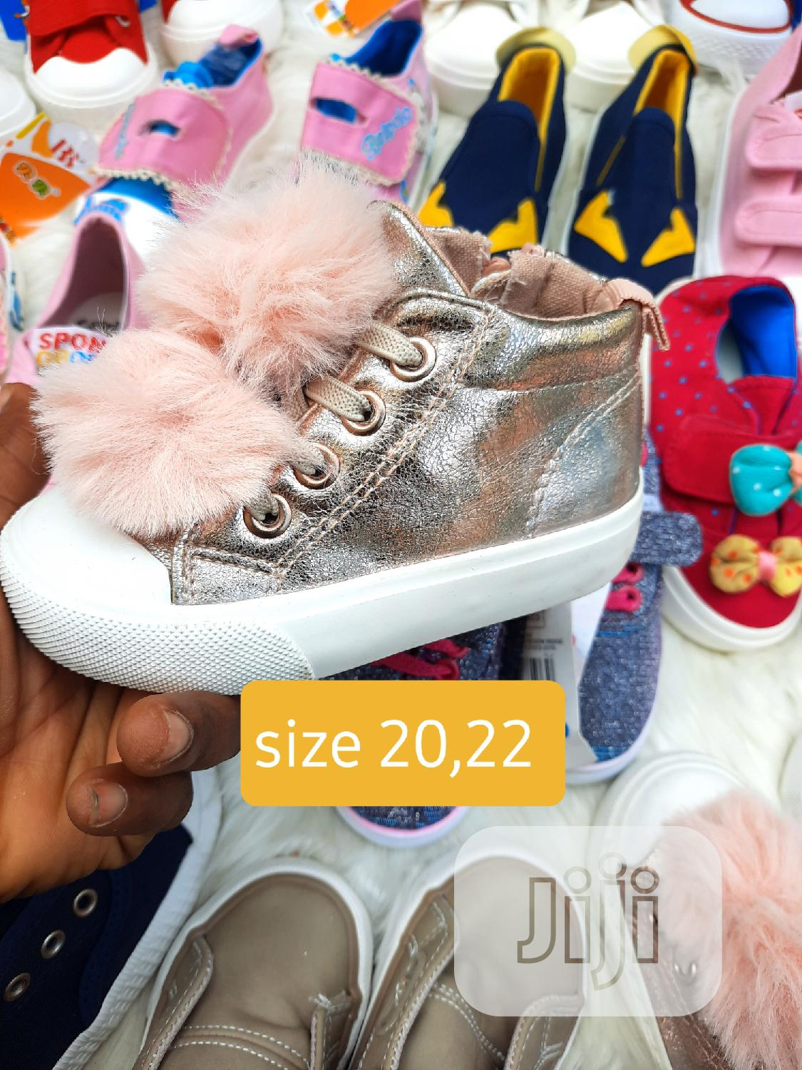 Archive: Brand New Kiddies Sneakers in Size 20 and 22