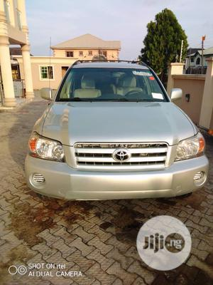 Toyota Highlander 2007 Gold | Cars for sale in Lagos State, Isolo