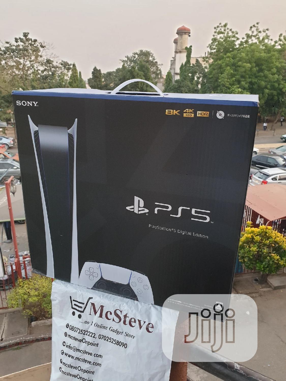 Sony Playstation PS5 Digital Edition