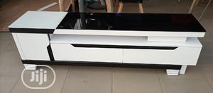 Super Quality Imported Executive TV Shelf With 2 Drawers   Furniture for sale in Lagos State, Ojo