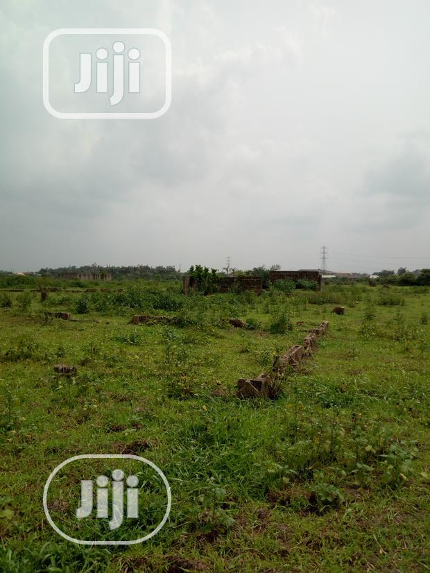 Urgent Sale of Available 1 Plot of Land at Imokun Epe Lagos