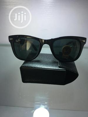 Original Foldable Ray Ban Sunglasses   Clothing Accessories for sale in Lagos State, Oshodi
