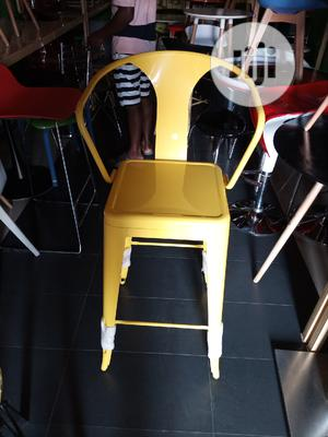 Super Quality Executive Iron High Bar Chair | Furniture for sale in Lagos State, Ojo
