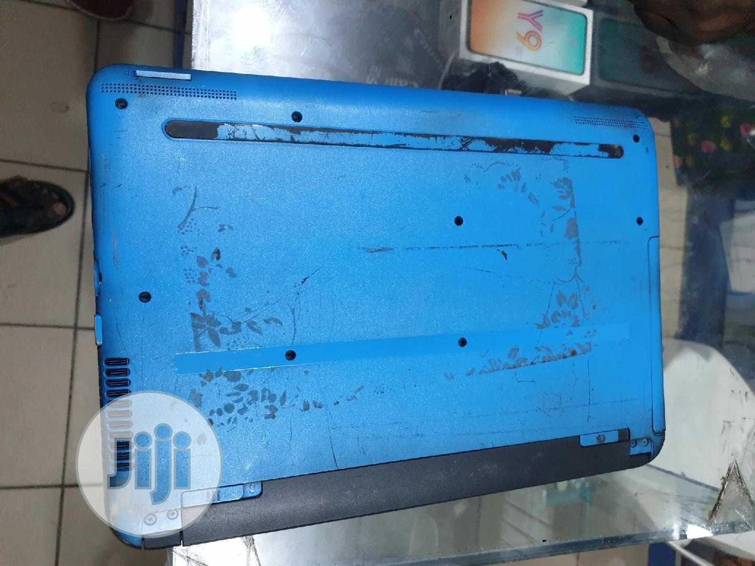 Laptop HP 15-f272wm 4GB Intel Core i3 HDD 1T | Laptops & Computers for sale in Wuse 2, Abuja (FCT) State, Nigeria