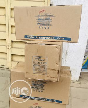200ah 12v Ritar Deep Cycle Battery | Solar Energy for sale in Lagos State, Ajah
