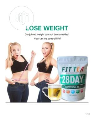 Fit Tea 28 Days Slimming Tea | Vitamins & Supplements for sale in Lagos State, Ikotun/Igando
