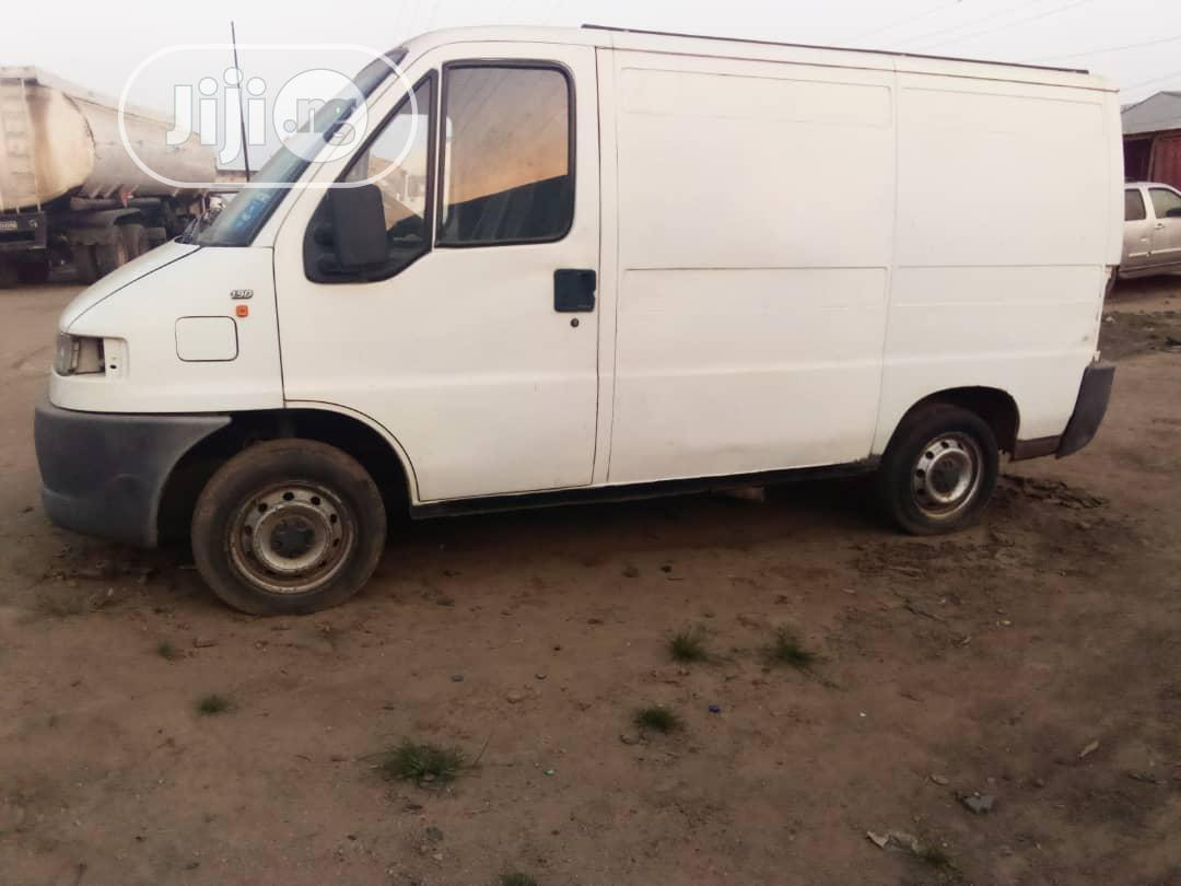 Foreign Used Fiat Ducato Bus Excellent Engine | Buses & Microbuses for sale in Amuwo-Odofin, Lagos State, Nigeria