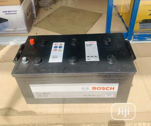 200ah 12v Bosch Deep Cycle Battery   Solar Energy for sale in Lagos State, Ajah