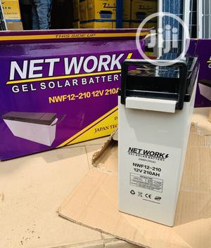 210ah 12v Network Slim Battery   Solar Energy for sale in Lagos State, Ikeja