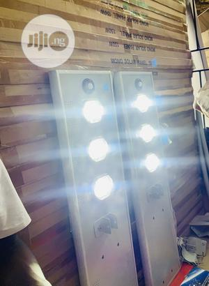 100watts 3cob Solar All in One Street Light | Solar Energy for sale in Lagos State, Ikeja