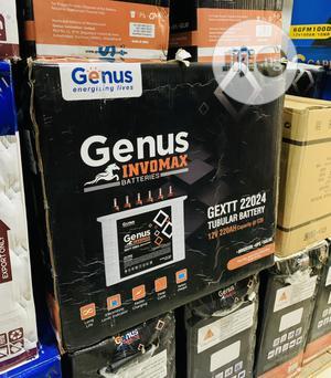 220ah 12v Genus Tubular Battery   Solar Energy for sale in Lagos State, Ojo