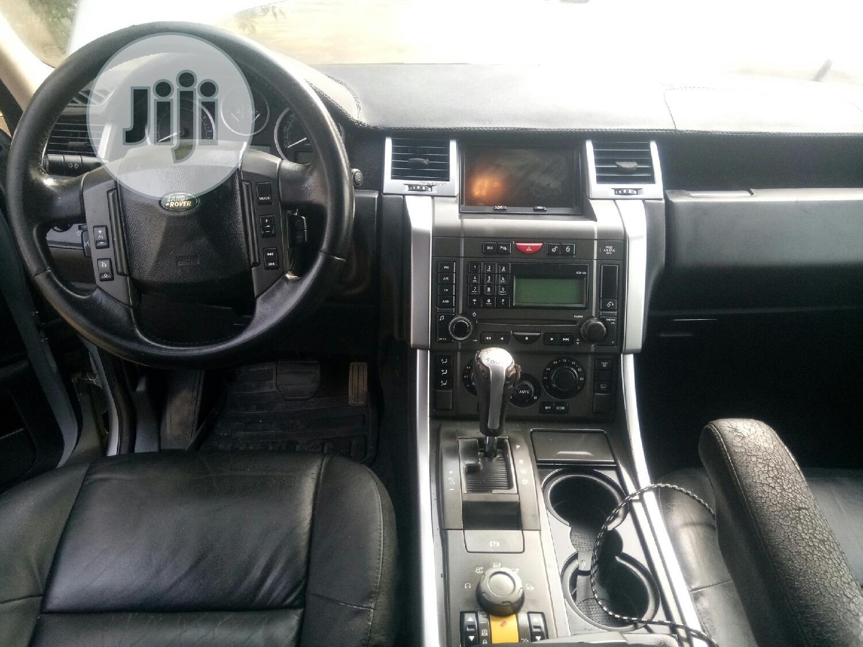 Archive: Land Rover Range Rover Sport 2008 4.2 V8 SC Silver