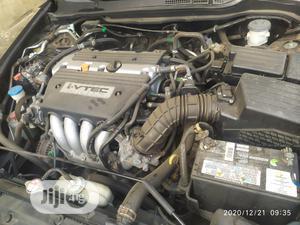 Honda Accord 2007 2.0 Comfort Automatic Black   Cars for sale in Lagos State, Amuwo-Odofin
