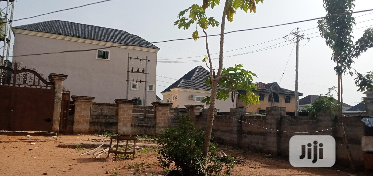 3 Plots of Land for Sale in Abakiliki Street Awka, Anambra S