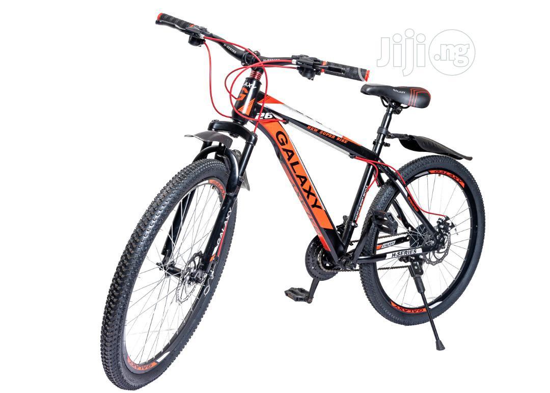 Galaxy Mountain Bicycle Size 24