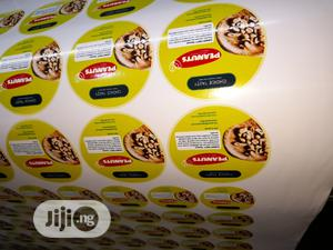 Stickers And Product Labels   Printing Services for sale in Lagos State, Alimosho