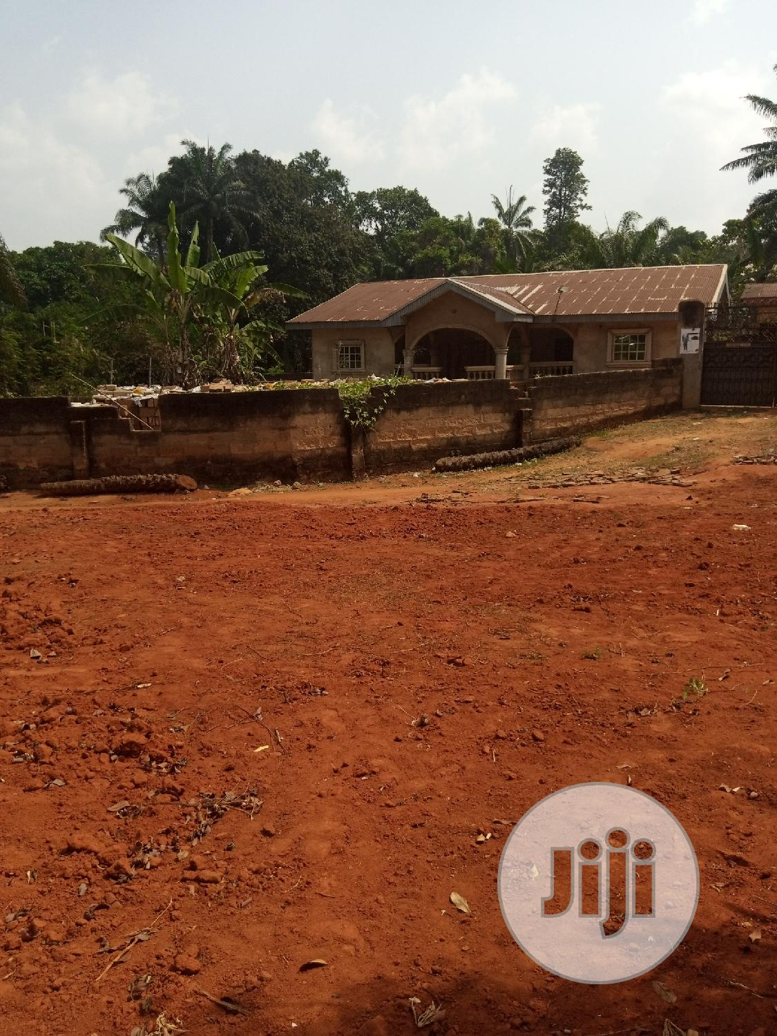 Land For Lease Along The Tarred Road Agulu