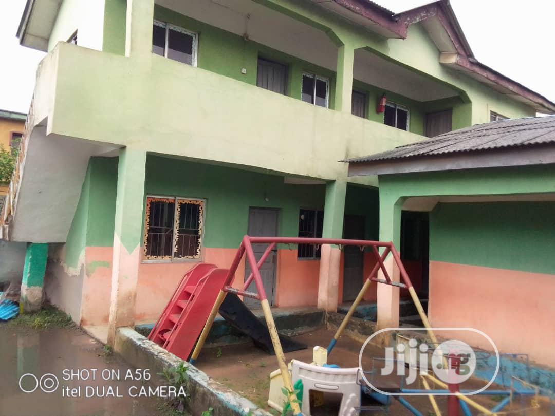 Archive: Functioning School At Olaniyi New Oko Oba Lagos