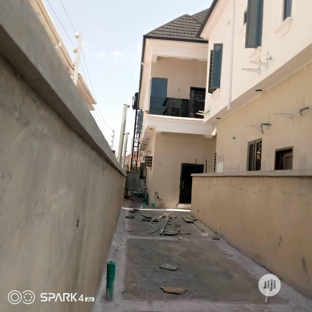 A Four Bedrooms Fully Detached Duplex