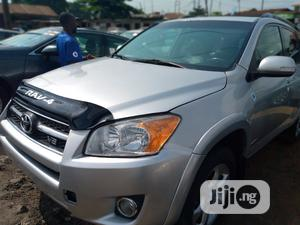 Toyota RAV4 2010 3.5 Limited Silver | Cars for sale in Lagos State, Apapa