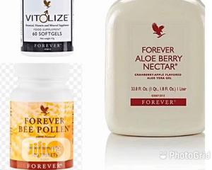 Forever Living Prostate Cure | Vitamins & Supplements for sale in Lagos State, Ikeja