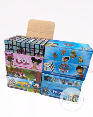 12pcs Character Ribik Cube   Toys for sale in Lagos State, Apapa