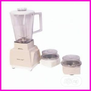 Master Chef Blender With Mills | Kitchen Appliances for sale in Abuja (FCT) State, Wuse