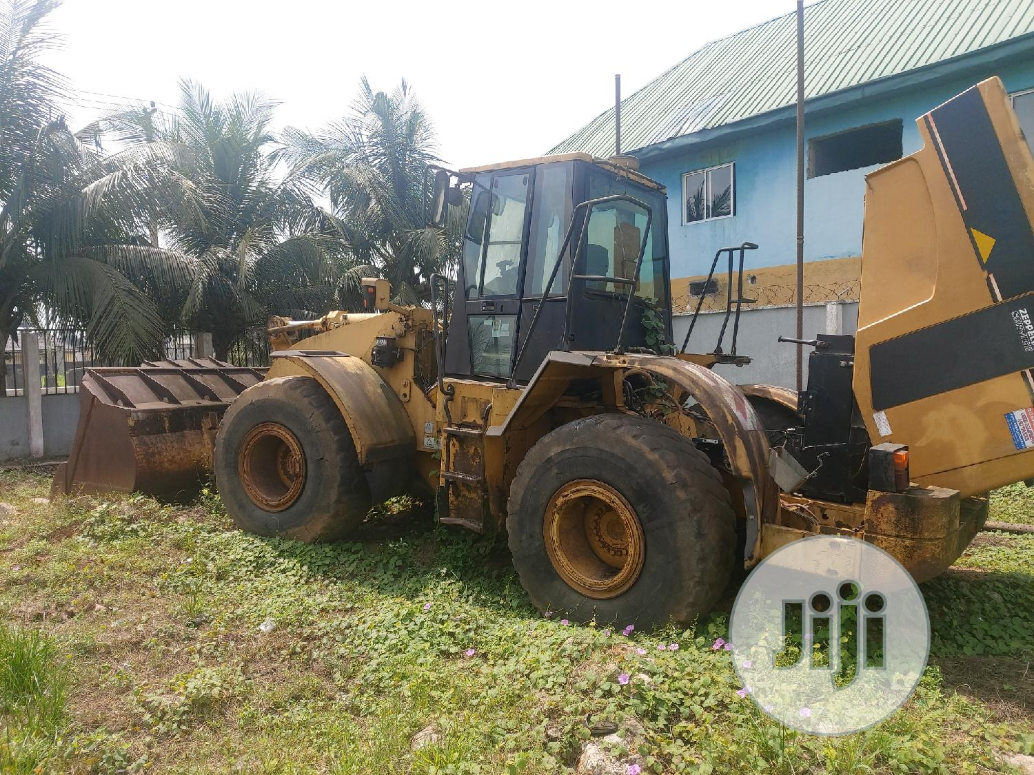 Archive: Cat 962G Payloader